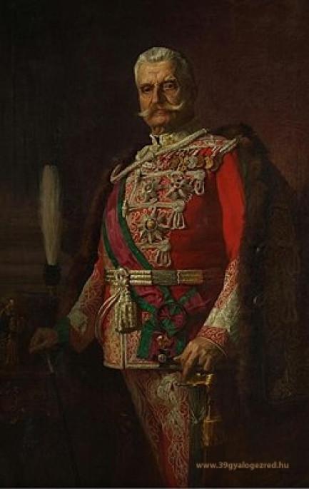 Híres 39-esek: báró Fejérváry Géza, miniszterelnök (1905-1906)