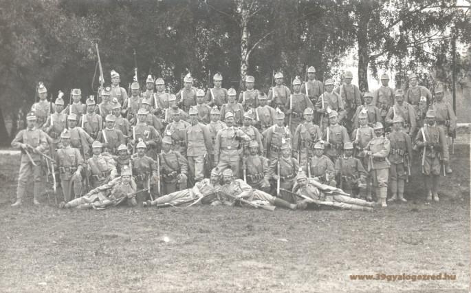 A 300. Háromszáz egykori 39-es katona rövid életrajza.