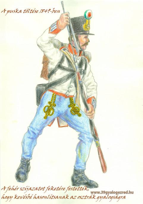 39-es életutak az 1848-49-es forradalom és szabadságharcban IV. Más alakulatoktól az ezredhez helyezett tisztek névsora