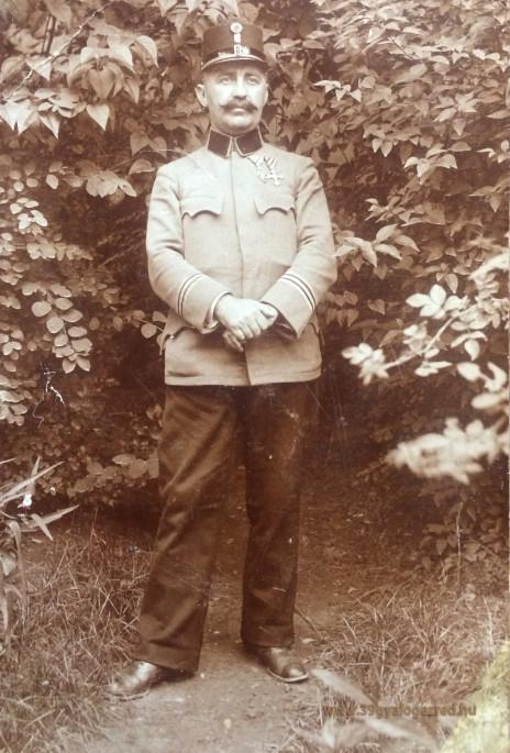 Vass Antal, az ezred tábori lelkésze az I. világháborúban 1. rész