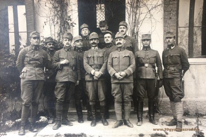 Vass Antal, az ezred tábori lelkésze az I. világháborúban 2. rész