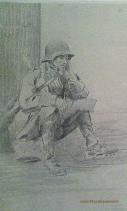Egy 39-es katona verse 1915-ből