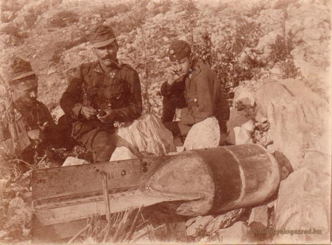 Kerekes Béla naplója: 1915. október 24.
