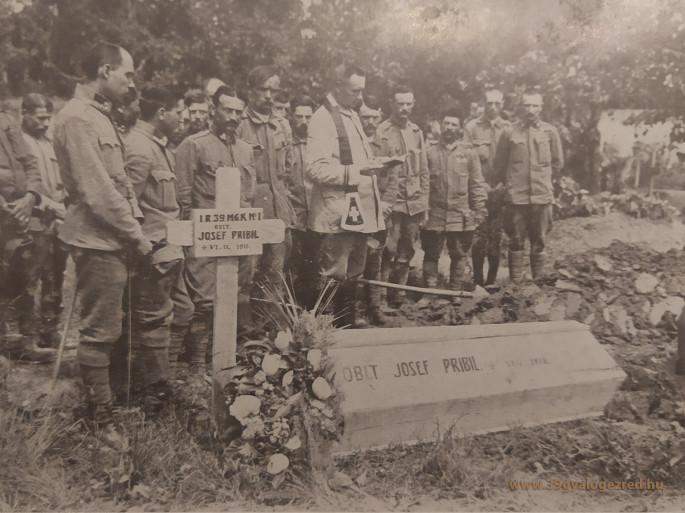 Hősök Napján: emlékezés az 1. géppuskás század parancsnokára