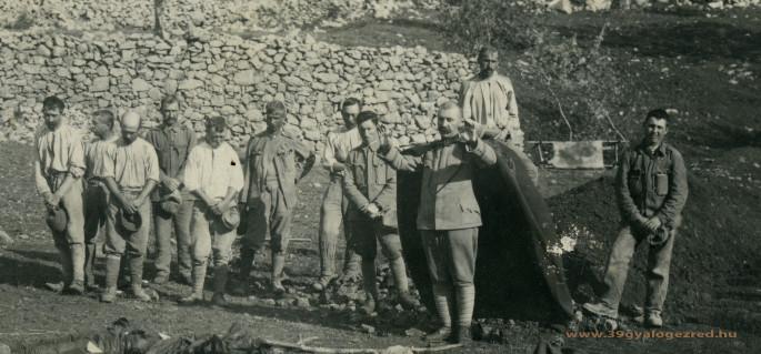 Kerekes Béla naplója: 1915. október 30.